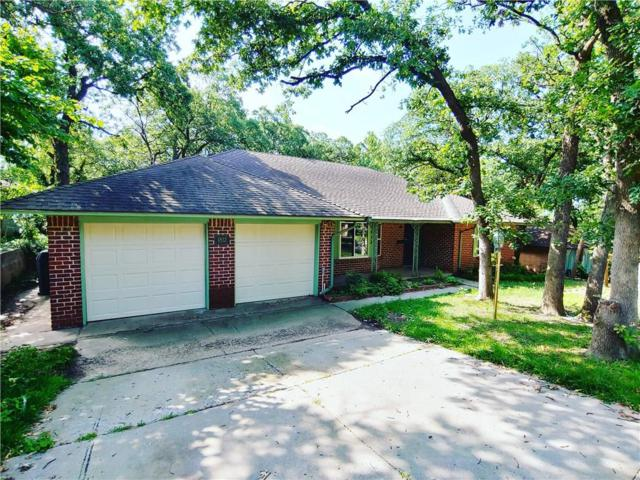 1812 N Oakhill Road, Bethany, OK 73008 (MLS #870838) :: Homestead & Co