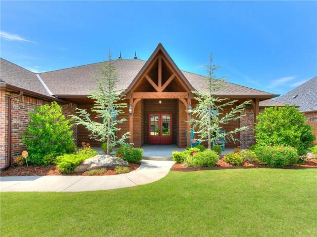 3016 Wind Call Lane, Edmond, OK 73034 (MLS #870870) :: Homestead & Co