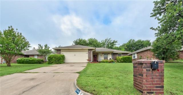 1309 Tara Drive, Midwest City, OK 73130 (MLS #871749) :: KING Real Estate Group