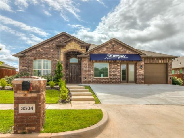 3504 Molly Drive, Mustang, OK 73064 (MLS #871983) :: Homestead & Co