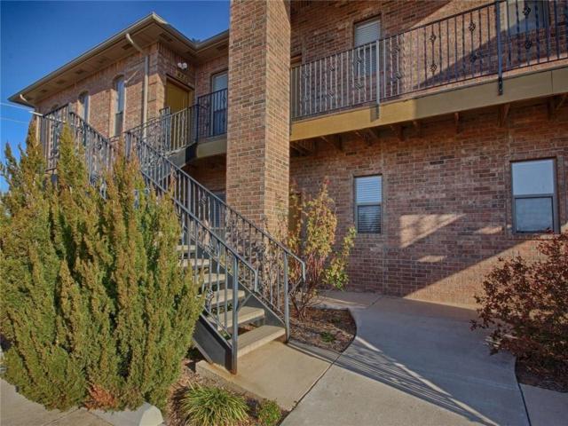 1812 Alameda Street #121, Norman, OK 73071 (MLS #872248) :: Erhardt Group at Keller Williams Mulinix OKC