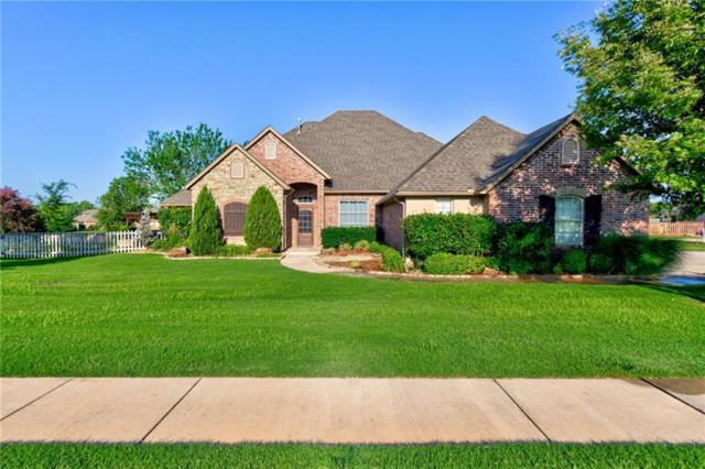 22955 Crab Orchard Drive, Edmond, OK 73025 (MLS #873508) :: Homestead & Co