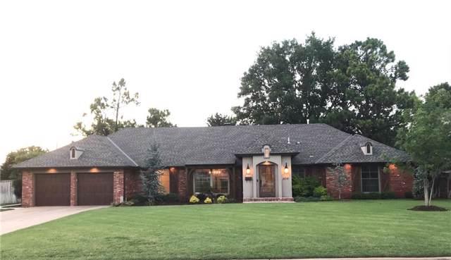 3041 Charing Cross Road, Oklahoma City, OK 73120 (MLS #873684) :: Homestead & Co