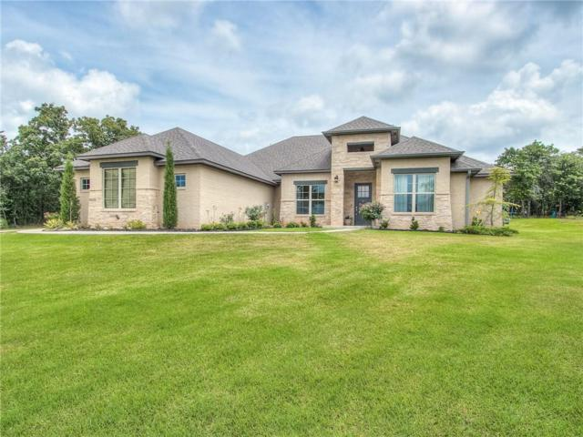 8300 Chantel Drive, Choctaw, OK 73020 (MLS #874185) :: Homestead & Co