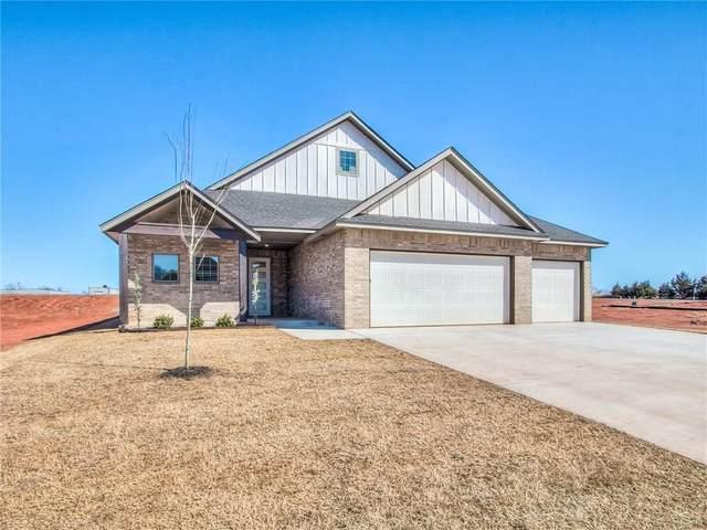 17622 Walnut Creek Road, Edmond, OK 73013 (MLS #874781) :: Keri Gray Homes