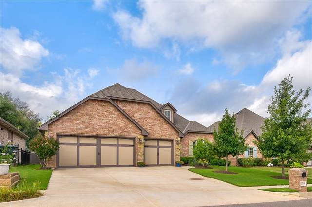 3309 Lakeshire Ridge Way, Edmond, OK 73034 (MLS #874823) :: Homestead & Co