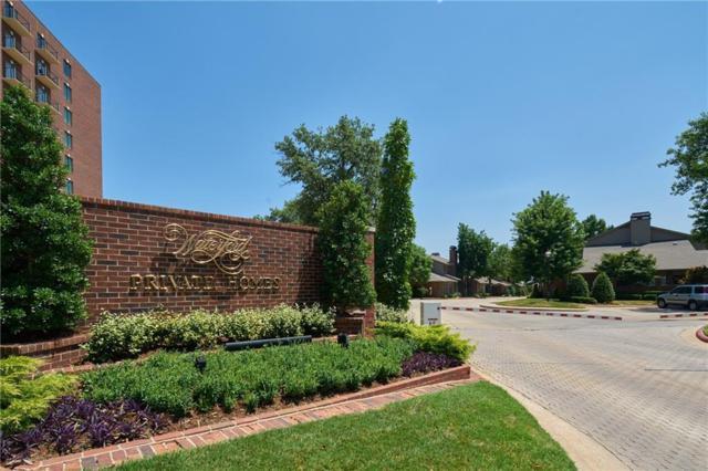 6206 N Waterford Boulevard #75, Oklahoma City, OK 73118 (MLS #874841) :: Homestead & Co