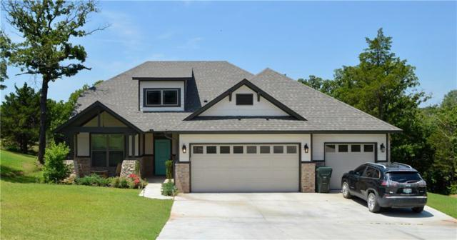 9025 Overlook Drive, Guthrie, OK 73044 (MLS #875478) :: KING Real Estate Group