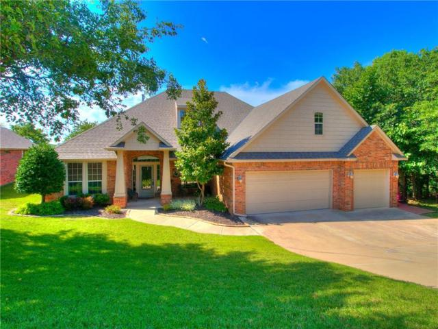 2709 Ashebriar Lane, Edmond, OK 73034 (MLS #875630) :: Homestead & Co