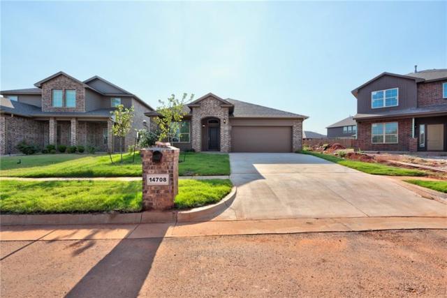 14808 Slippery Falls Circle, Oklahoma City, OK 73142 (MLS #875827) :: Homestead & Co