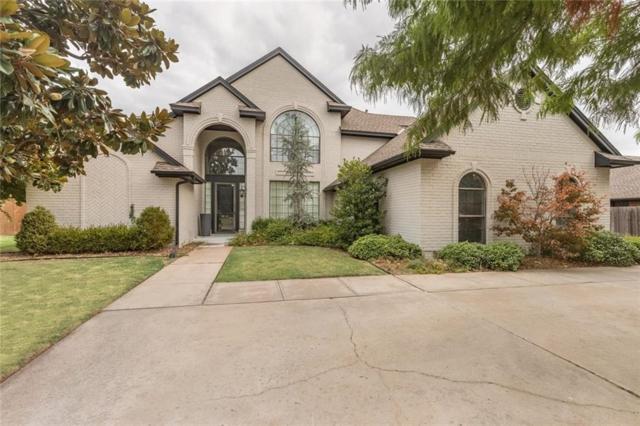 916 Gleneagles Drive, Edmond, OK 73013 (MLS #875875) :: Homestead & Co