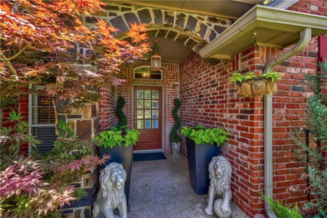 16001 Ledge Lane, Edmond, OK 73013 (MLS #875969) :: Homestead & Co