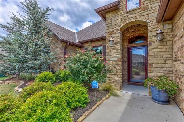 13145 Shumard Oak Drive, Choctaw, OK 73020 (MLS #876340) :: KING Real Estate Group