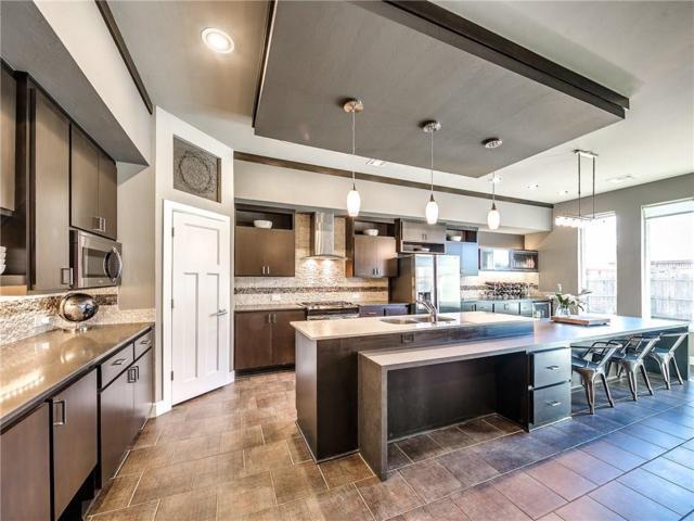 1516 NW 176th Street, Edmond, OK 73012 (MLS #876376) :: Homestead & Co