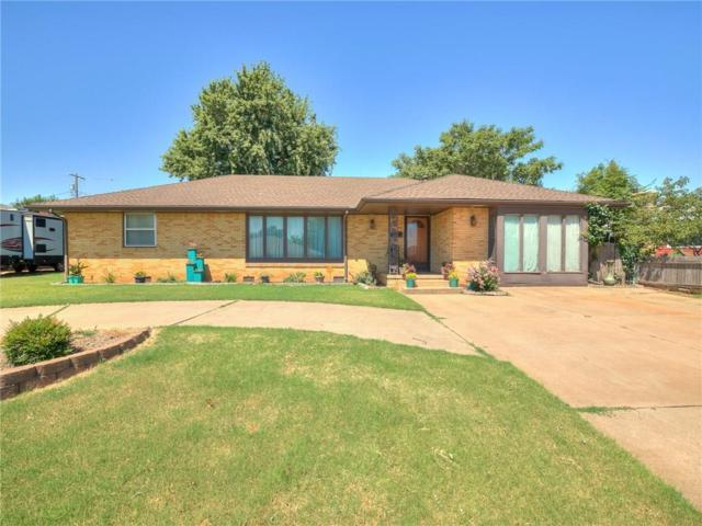 1019 N Kansas Street, Weatherford, OK 73096 (MLS #876503) :: Homestead & Co
