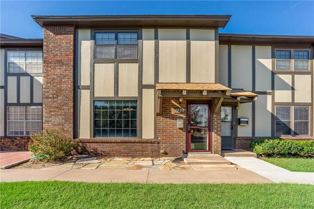 1253 Canterbury Boulevard, Altus, OK 73521 (MLS #876605) :: Homestead & Co