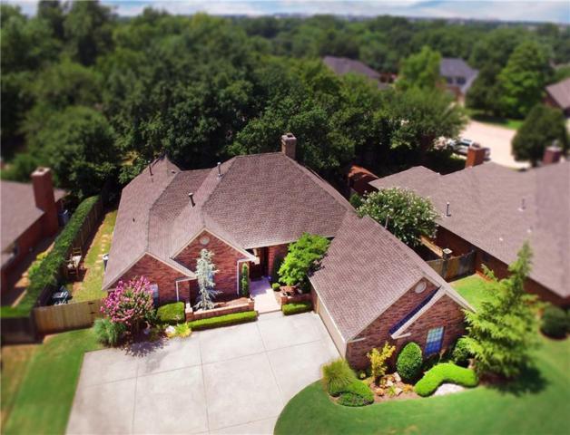 14805 Glenmark Drive, Edmond, OK 73013 (MLS #876867) :: Homestead & Co