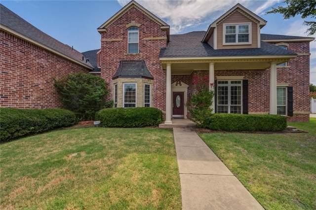 15816 Brenton Hills Avenue, Edmond, OK 73013 (MLS #876950) :: Homestead & Co