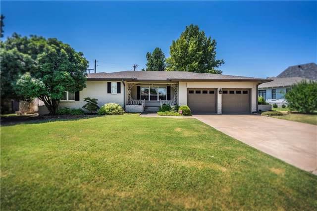 1714 Huntington Avenue, Oklahoma City, OK 73116 (MLS #877524) :: Homestead & Co