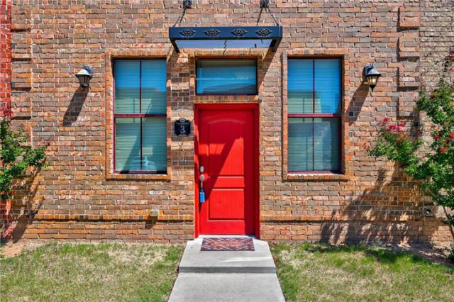 375 Triad Village Drive #3, Norman, OK 73071 (MLS #878797) :: Erhardt Group at Keller Williams Mulinix OKC