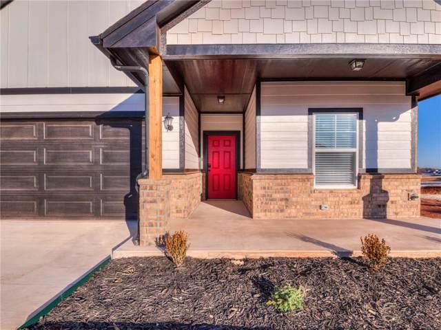 14101 Meadow Ridge Lane, Edmond, OK 73025 (MLS #878980) :: Homestead & Co
