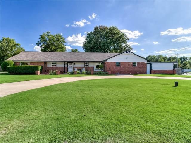 408 Odom Road, Oklahoma City, OK 73139 (MLS #879079) :: Homestead & Co