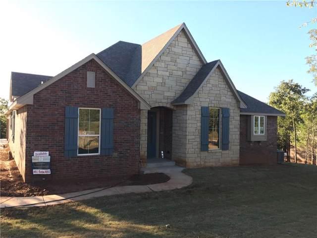 12475 Stone Hill, Guthrie, OK 73044 (MLS #879341) :: Homestead & Co
