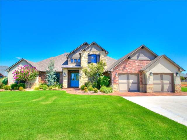 5809 NW 159th Street, Edmond, OK 73013 (MLS #879742) :: Homestead & Co