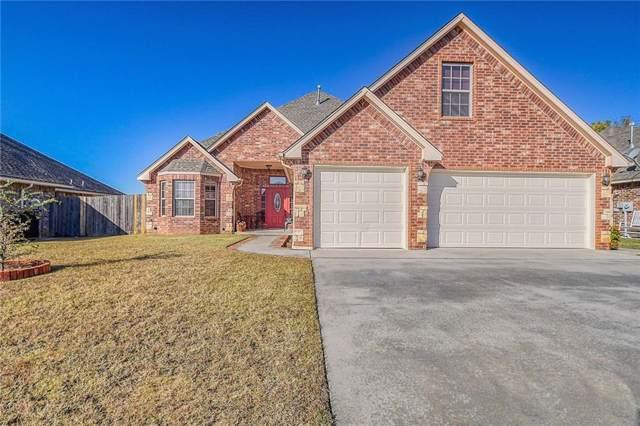 624 Ridge Lake Boulevard, Norman, OK 73071 (MLS #879994) :: Homestead & Co
