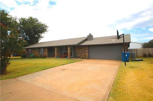 1414 Partridge Ln Center, Cordell, OK 73632 (MLS #880012) :: Homestead & Co