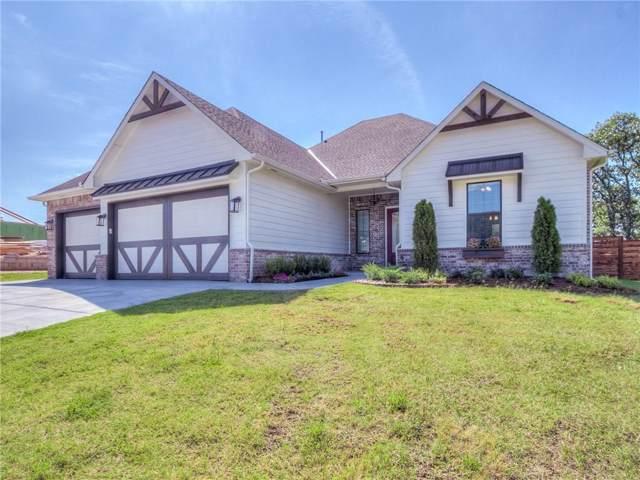 1433 Mason Lane, Edmond, OK 73034 (MLS #880296) :: Homestead & Co