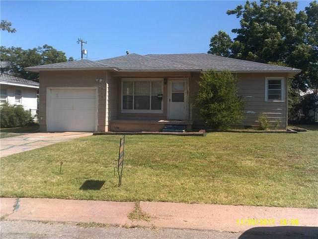 513 W Judy Street, Altus, OK 73521 (MLS #880582) :: Homestead & Co