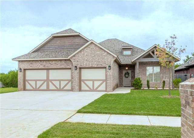 2617 Ethan Lane, Moore, OK 73160 (MLS #880990) :: Homestead & Co