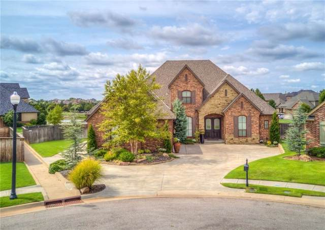 13113 Rock Canyon Road, Oklahoma City, OK 73142 (MLS #881105) :: Homestead & Co