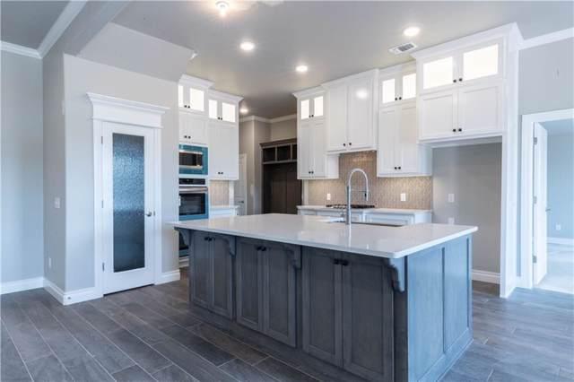12505 Bristlecone Pine Boulevard, Oklahoma City, OK 73142 (MLS #881169) :: Homestead & Co