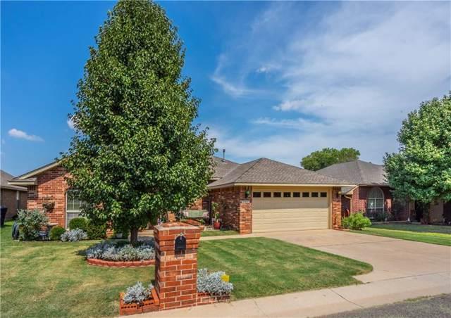 4821 SE 88th Terrace, Oklahoma City, OK 73135 (MLS #881281) :: Homestead & Co