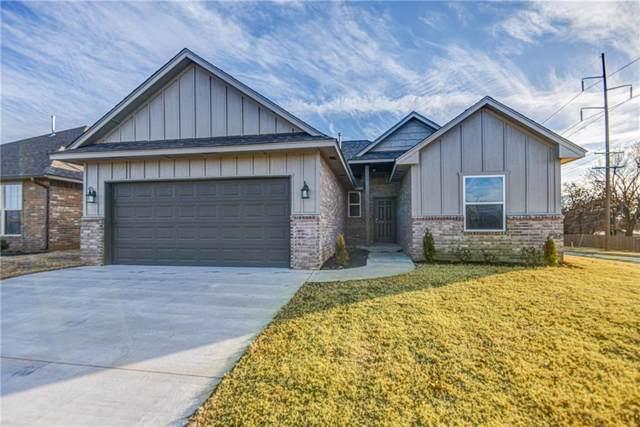 2200 Fallview Drive, Edmond, OK 73034 (MLS #882565) :: Homestead & Co