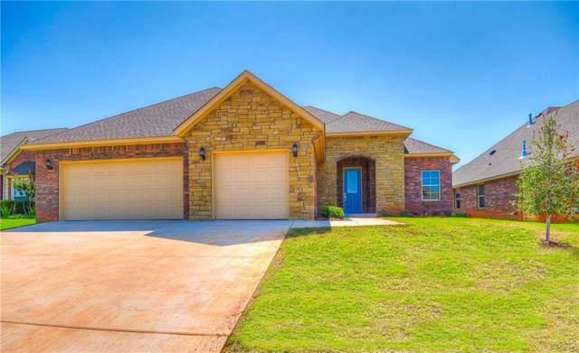 632 Placid Drive, Edmond, OK 73025 (MLS #882693) :: Homestead & Co