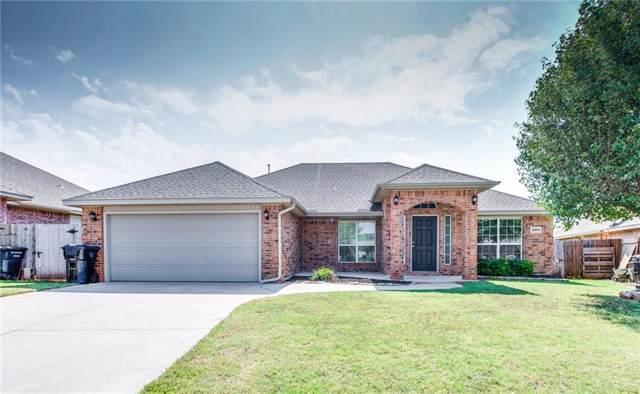 2404 SE 11th Street, Moore, OK 73160 (MLS #882873) :: Homestead & Co