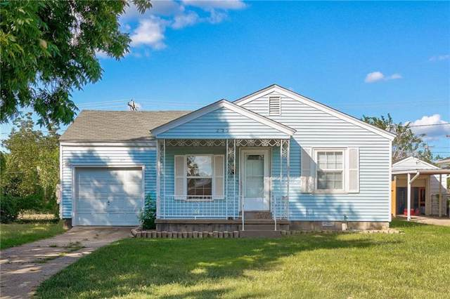 233 Russell Drive, Oklahoma City, OK 73110 (MLS #882907) :: Homestead & Co