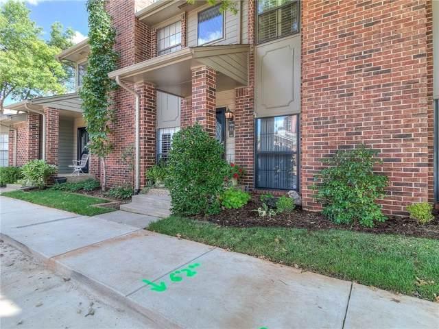 6204 Waterford Boulevard #24, Oklahoma City, OK 73118 (MLS #883215) :: Erhardt Group at Keller Williams Mulinix OKC
