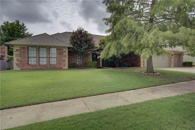 1308 NW 197th Street, Edmond, OK 73012 (MLS #883282) :: Homestead & Co