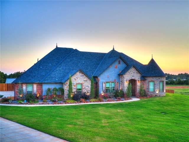 11017 Kase Drive, Mustang, OK 73064 (MLS #883701) :: Homestead & Co