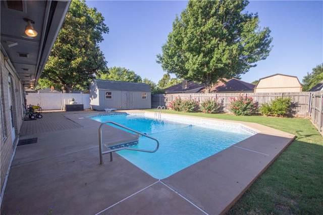 9901 S Harvey Avenue, Oklahoma City, OK 73139 (MLS #883930) :: KING Real Estate Group