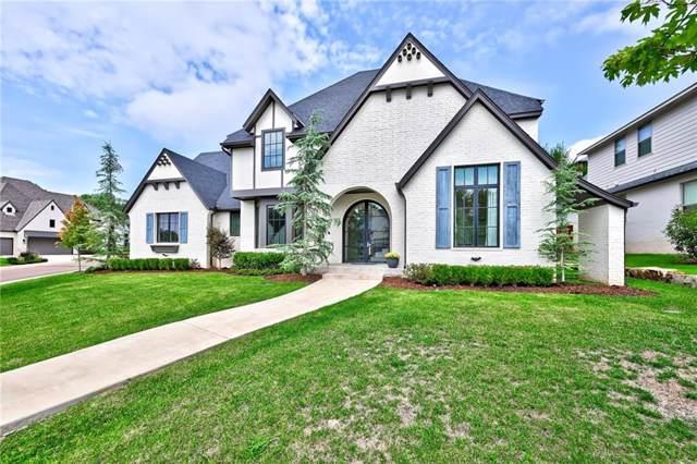 2217 Old Creek Road, Edmond, OK 73034 (MLS #883967) :: Homestead & Co