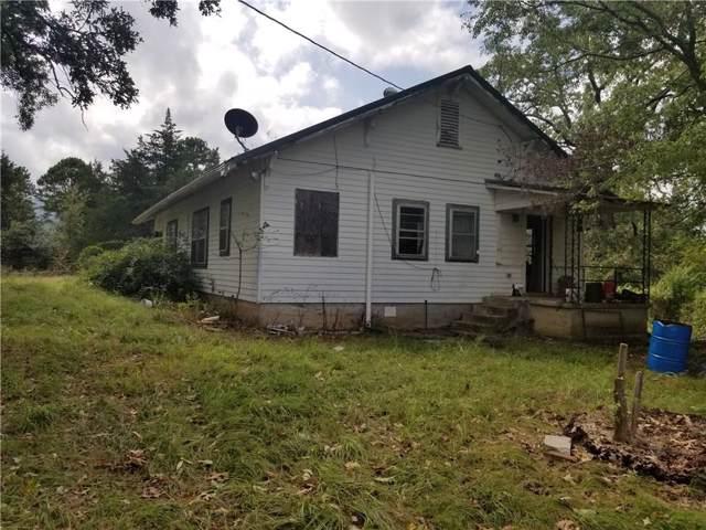 125 Pruett Lane, Tuskahoma, OK 74574 (MLS #884200) :: Homestead & Co