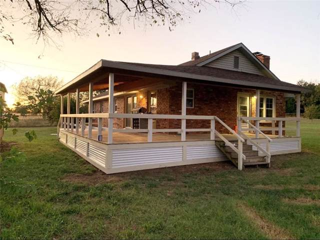 344615 E 820th Rd Road, Agra, OK 74824 (MLS #884407) :: Homestead & Co