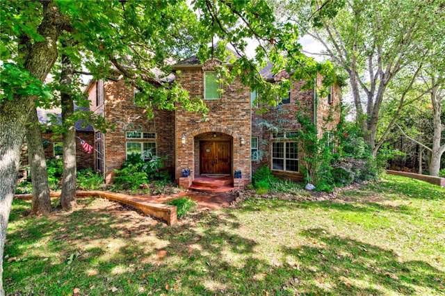 4001 Bent Cedar Trail, Edmond, OK 73034 (MLS #884444) :: Keri Gray Homes