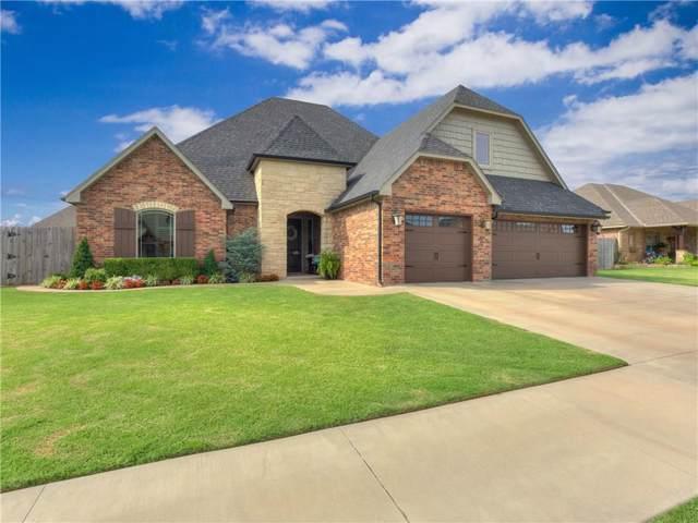 904 Cornerstone Drive, Weatherford, OK 73096 (MLS #884538) :: Homestead & Co