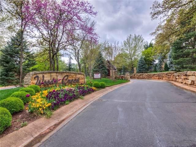 1009 Shadow Wood Drive, Edmond, OK 73034 (MLS #884621) :: Homestead & Co